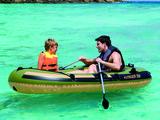Надувная лодка Bestway Voyager 300