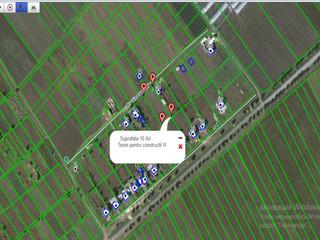 Lot de teren pentru constructii 16 Ari situat in Braviceni!!