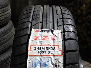 Новые летние шины avon 245/45 r18