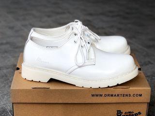 Dr Martens 1461 Mono White Unisex