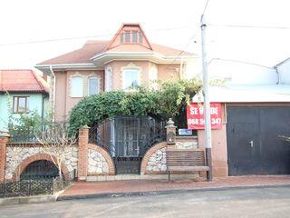 De vânzare casă confortabilă în Stăuceni, + garaj, beci, bucătărie de vară!