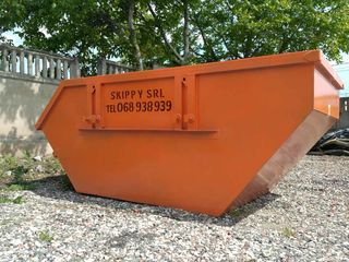 Gunoi container мусор отходы бункер строймусор deseuri
