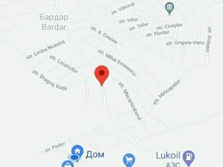De vânzare teren pentru construcție 14 ari,în satul Bardar