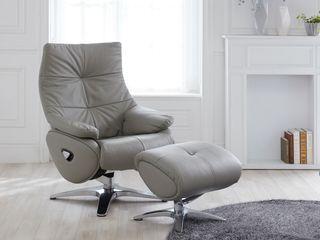 Fotoliu lounge - simtete relaxat.