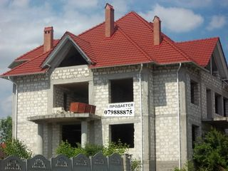 Casa - Gratiesti , centru , 298 m2 , proiect super , teren 6 ari - 49900 Euro