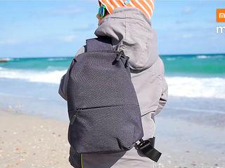Xiaomi City Sling Bag - отличный рюкзак для легких прогулок