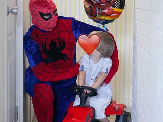 Человек паук Spederman