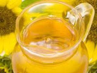 Vând ulei de floarea soarelui