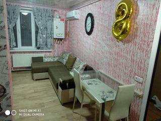 Vânzare apartament 2 camere în Ialoveni.Reparație, încălzire autonomă, 22500 euro