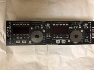 Denon  DN-HC 4500 DJ контроллер. Цена обсуждается.