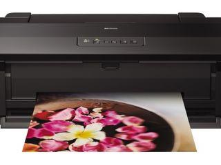 Imprimantă epson stylus photo 1500w a3+ cu sistem continuu de alimentare a cernelei.