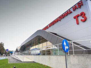 Chisinau Iasi Chisinau - Zilnic, Aeroport Iași