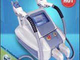 Combina cosmetologica proceduri faciale si pentru epilare cu laser SHR/