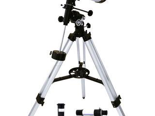 Seben 1400/150 + adaptor smartphone - cel mai puternic telescop!