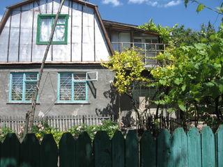 продам дом-дачу 18км от кишинева тихое место