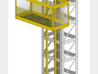 Строительные лифты и подъёмники в короткие сроки