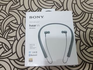 Sony h.ear EX750BT HI-RES audio новые в упаковке 100 euro