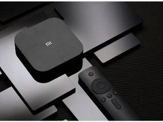 Тв-Приставка Xiaomi MI TV BOX по выгодной цене+1000 лей подарок! Бесплатная доставка!