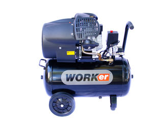 Compresor Worker 50 L garantie 2 ani