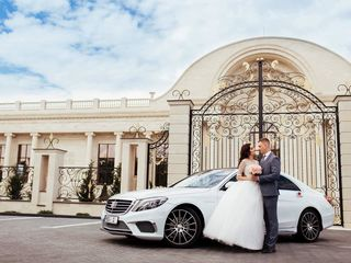 Mercedes-uri exclusive cu sofer! / Эксклюзивные Мерседесы с водителем!