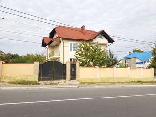 Vânzare casă 2 nivele, 120 mp, reparație euro,parțial mobilată or. Cricova!!!