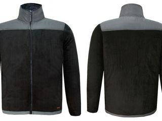 Новая флисовая куртка Lee Cooper - 250 лей.  Размер XL(европейский), оригинал.  Модная, лёгкая и тёп