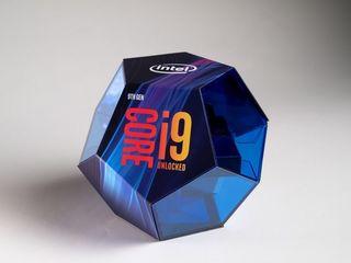 Процессор Intel Core i9-9900K. (новый в коробке)