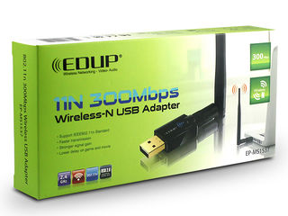 EDUP EP-MS1537 300MBPS Wireless WIFI adapter