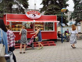 Срочно! Продается Бутик для продажи выпечки, напитков / Rulota - patiserie si bauturi!