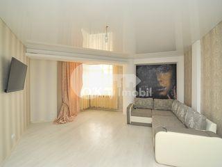 Apartament 2 camere, euroreparație, 60 mp, str. Alba Iulia 45500 €
