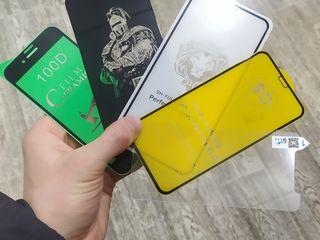 Защитное стекло для Samsung Xiaomi Huawei iPhone.Sticla de protectie,sticle protectoare Chisinau