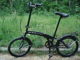 """Складной велосипед ,XT- erre """"20,  Daewoo"""" 16. Сумка отдельно есть"""