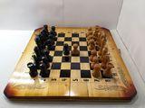 шахматы деревяные новые