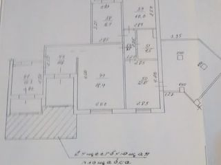 5-ком. квартира, г. Тирасполь, Центр район (Орхидеи), ул. Ленина
