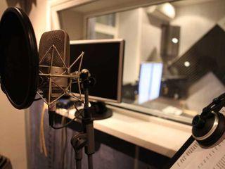 Услуги записи и обработки вокала в музыкальной студии.