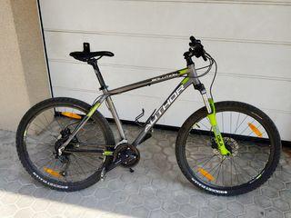 Велосипед Author Solution MTB 27.5 + педали на промах + кевлар в колесах