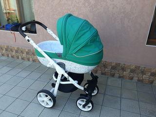 Детская коляска Roan Bass Зима-лето!