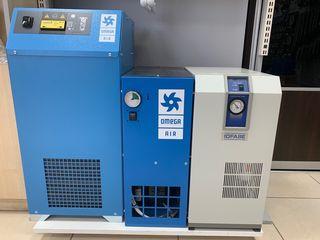 Uscatoare de aer Omega, SMC. Pneumatica Camozzi