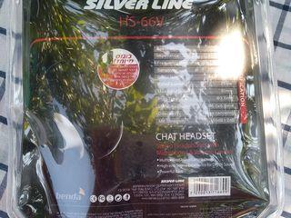 Căști  Silver Line 66 v