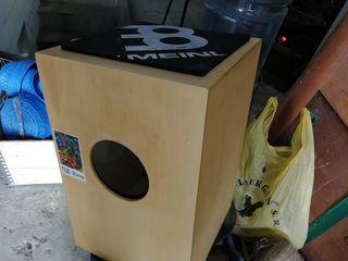 Продам кахон (акустический барабан) с чехлом