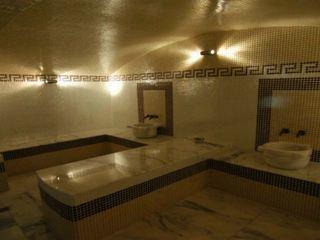 SPA Manhattan: hamam turcesc(baie cu aburi), saună finlandeză, saună  infraroșie,piscina