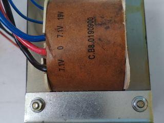 Transformatoare 220/6+6V, 9V, 12V, 13+13V, 18+18V, 18-22V