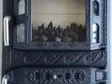Двери чугунные для печей, каминов.Кафель печной. Чугунные аксессуары. Огнеупорное стекло.