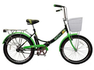 """Велосипед складной Arise Fold 24""""   Доставка по Молдове БЕСПЛАТНО     Гарантия 1 год"""