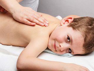 Реабилитационный массаж для детей и взрослых