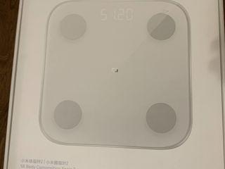 Xiaomi Mi Body Composition Scale 2,умные весы.