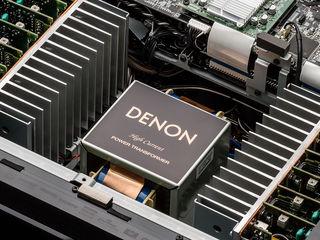 Denon - Hi-Fi ресиверы от японского бренда.