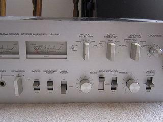 Componente Hi-Fi: Yamaha, Pioneer, Sony, Dual, Teac, Techniks, JVS și Hi-Fi rack!