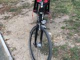 """Велосипед """"Rixe""""с креслом для ребенка"""