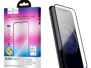 Sticla de protectie iPhone de la 90 lei pina la 300 lei